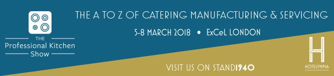 See you at Hotelympia!