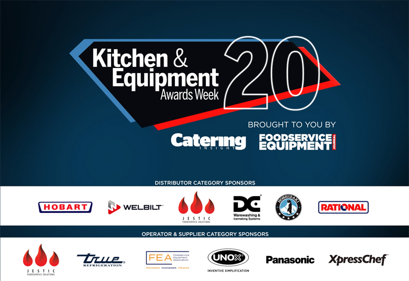 Cedabond Members & Suppliers Win Big at Kitchen & Equipment Awards Week 2020